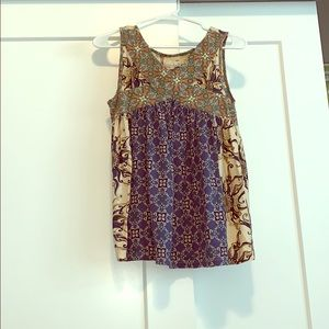 Beautiful top! Perfect for summer!